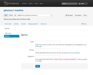 Sprint.ly integration